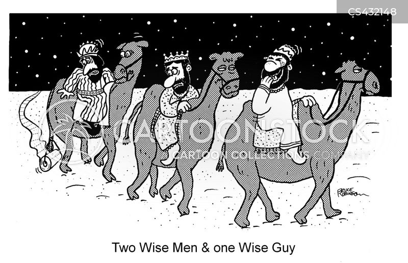 wise guys cartoon