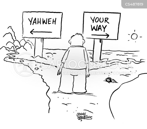 tough choices cartoon