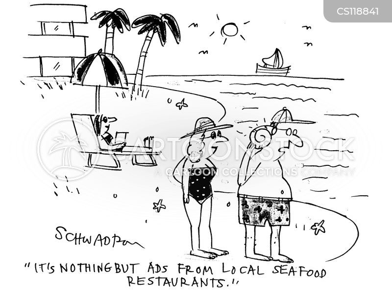 local foods cartoon