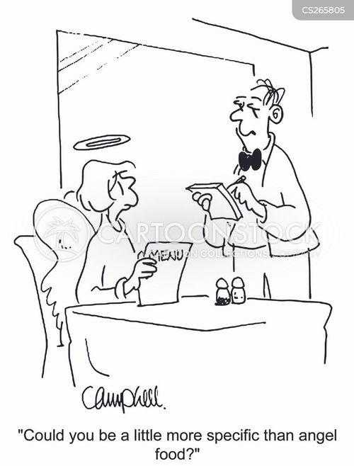 specific cartoon