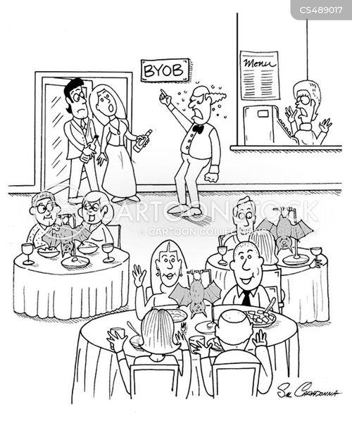 byob cartoon