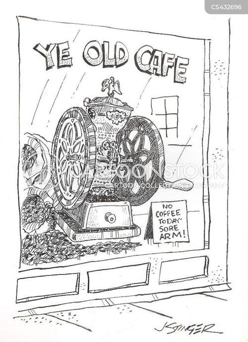 work hazards cartoon