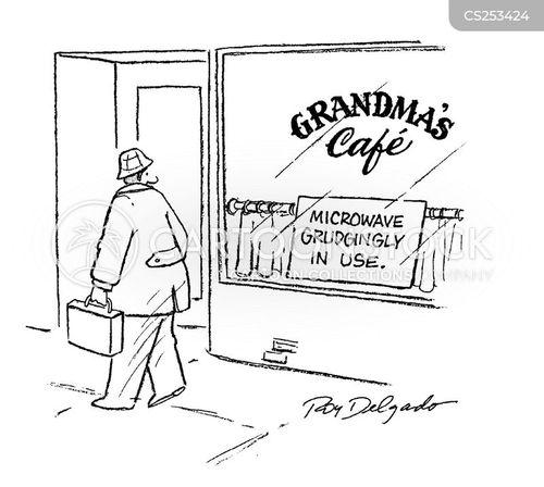 grudging cartoon