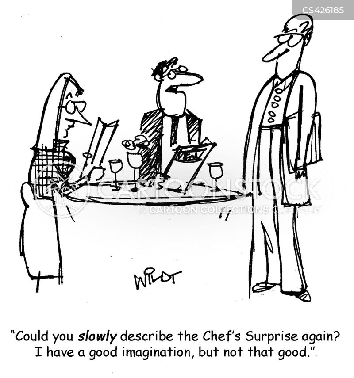 chefs special cartoon