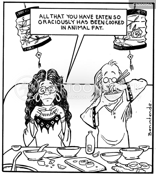 dietary needs cartoon