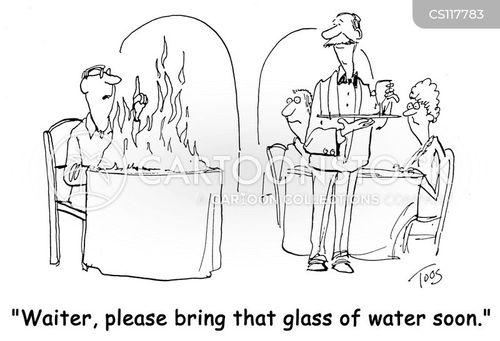 fire drills cartoon