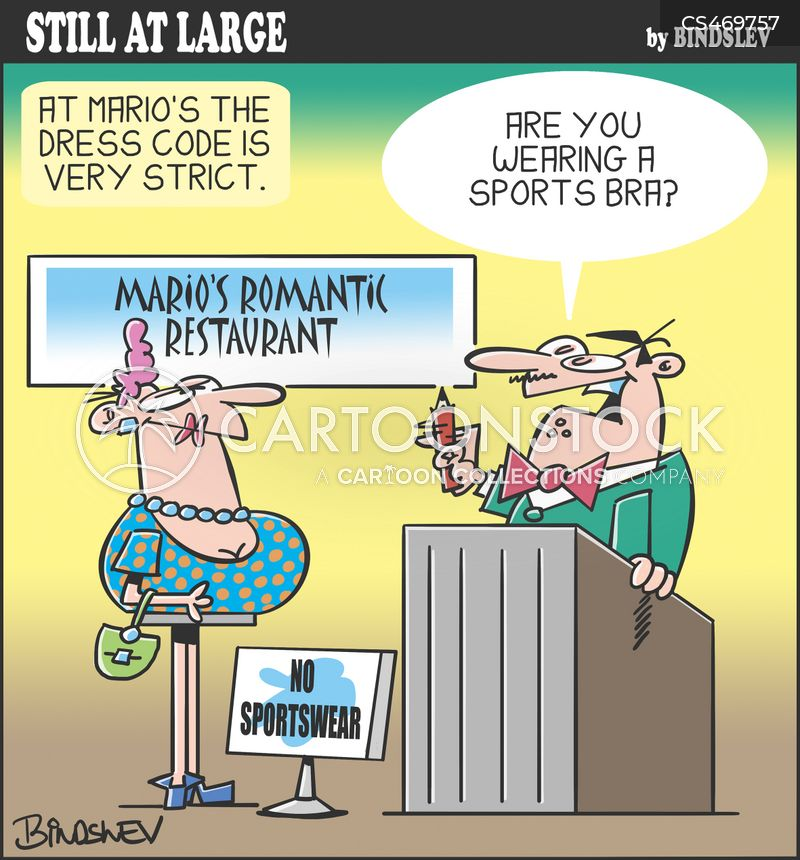 sports clothes cartoon