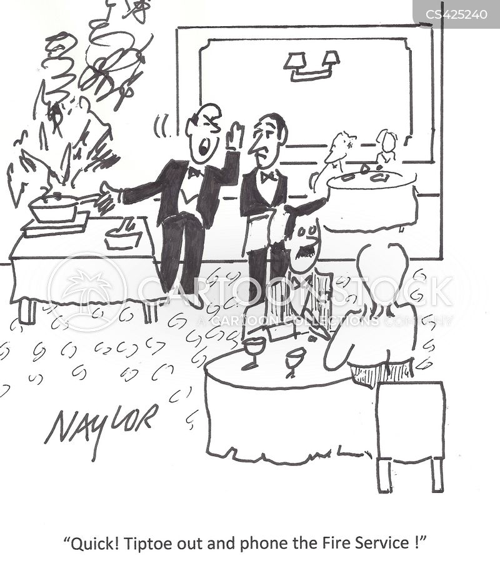 discreet cartoon