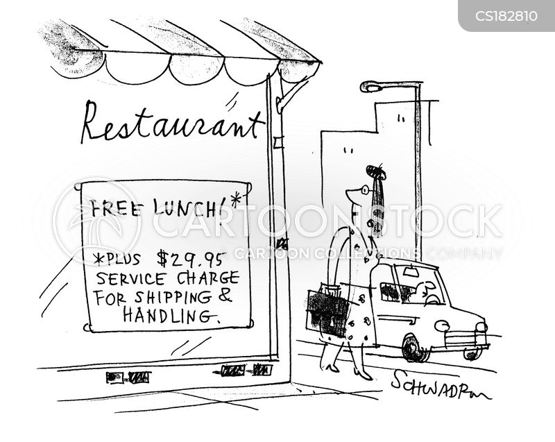 No Such Thing As A Free Lunch cartoons, No Such Thing As A Free Lunch cartoon, funny, No Such Thing As A Free Lunch picture, No Such Thing As A Free Lunch pictures, No Such Thing As A Free Lunch image, No Such Thing As A Free Lunch images, No Such Thing As A Free Lunch illustration, No Such Thing As A Free Lunch illustrations
