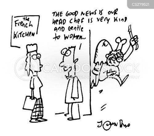 gentle cartoon