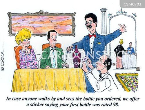 prestigious cartoon