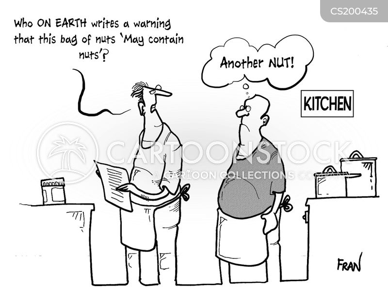 Restaurant Kitchen Regulations health regulation cartoons and comics - funny pictures from