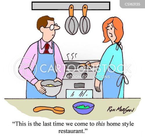 home made cartoon