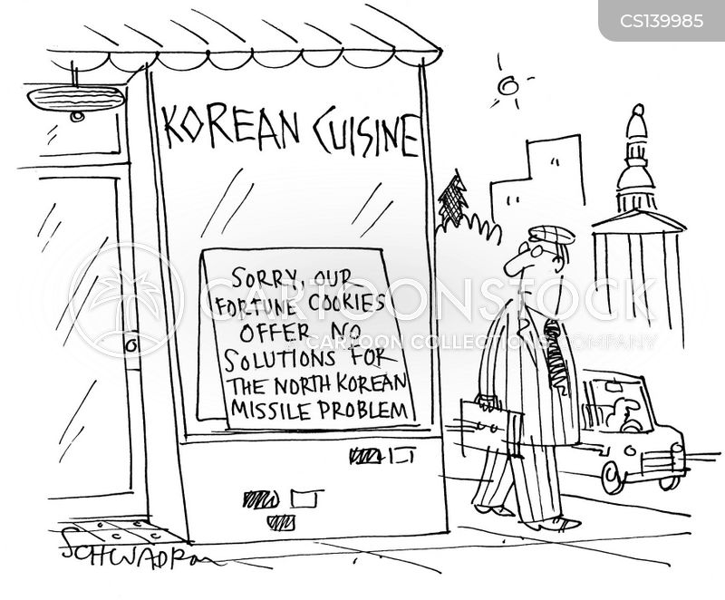 korean cartoon