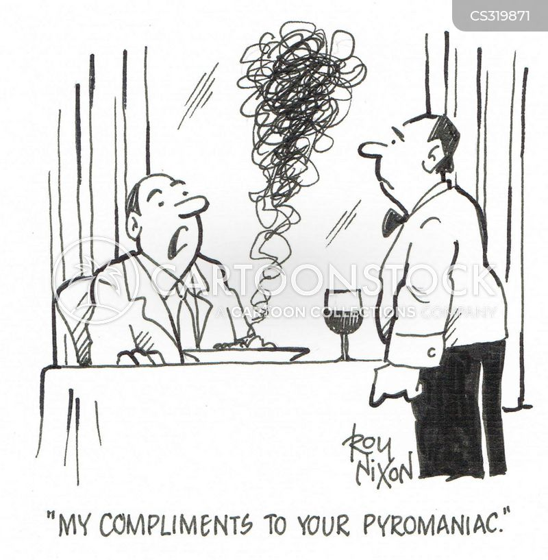 pyromaniacs cartoon