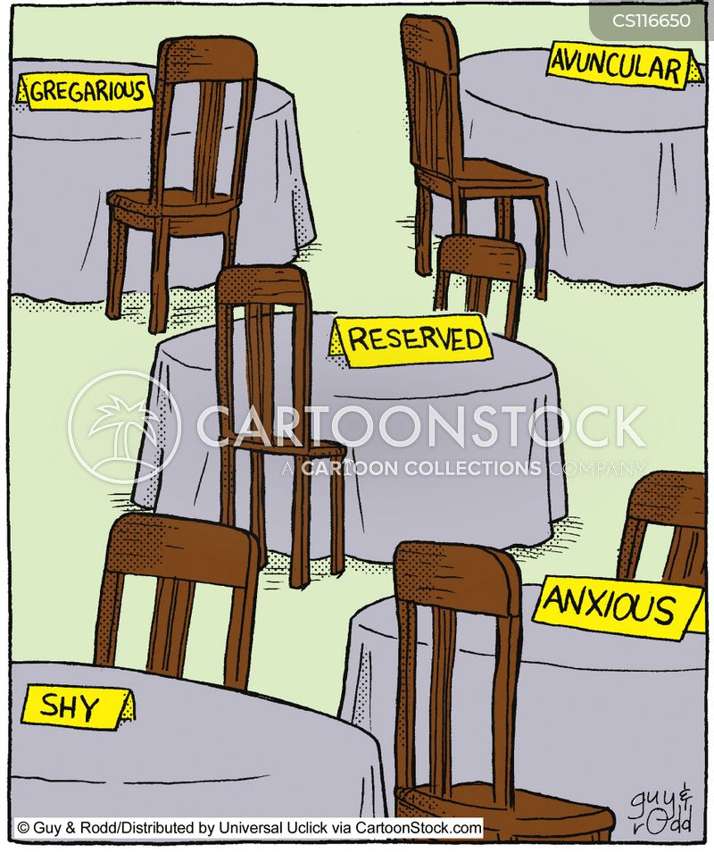 Anxiety Cartoons And Comics Funny Pictures From Cartoonstock
