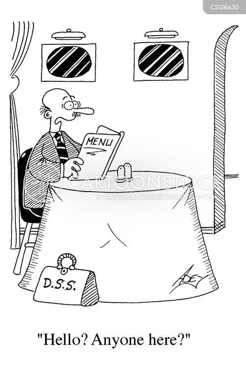 dss cartoon