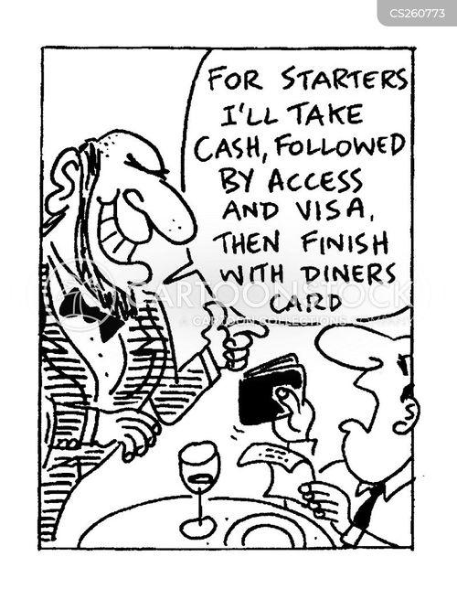 mastercard cartoon
