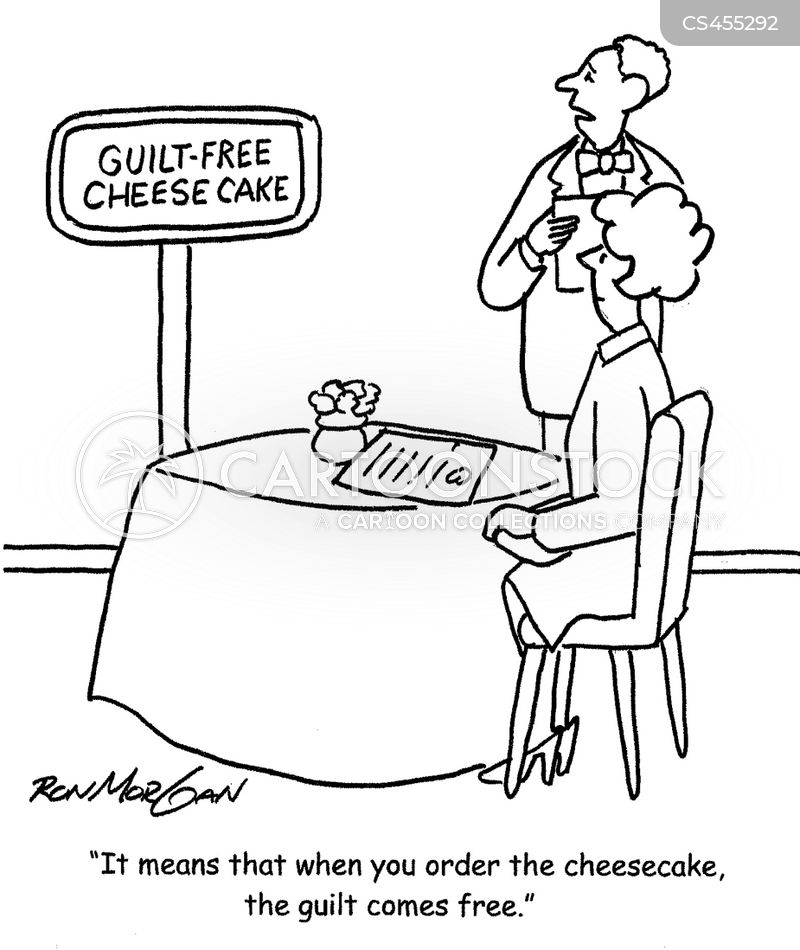 guilt-free cartoon