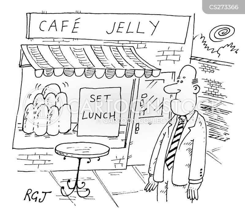 jello cartoon
