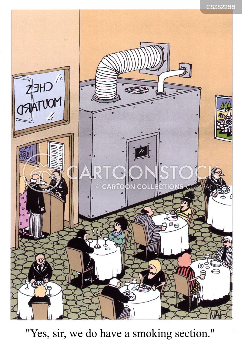 ventilation cartoon