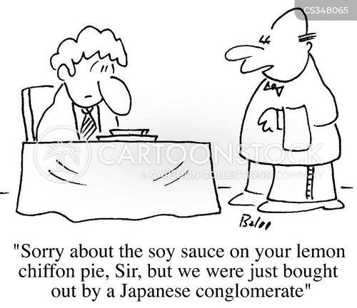 conglomerate cartoon