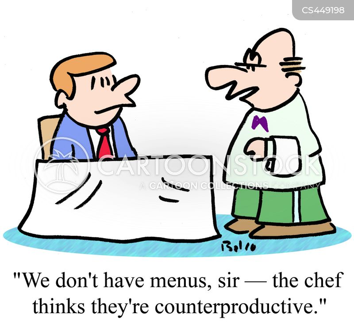 counter intuitive cartoon
