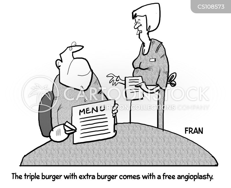 angioplasty cartoon
