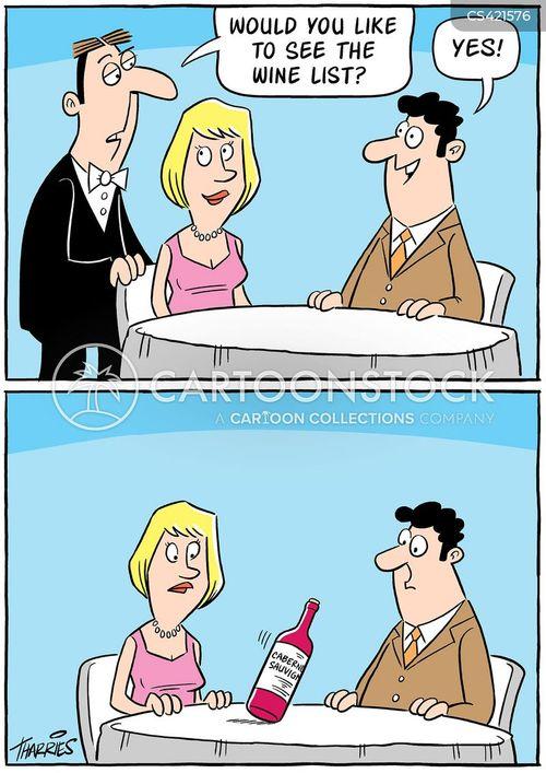 cabernet sauvignon cartoon