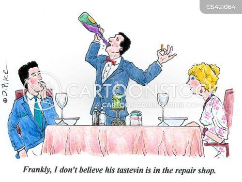 repair shop cartoon