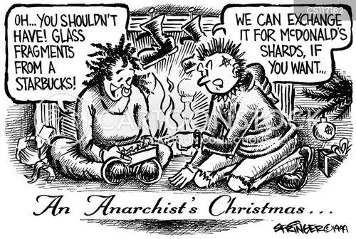 anarchists cartoon