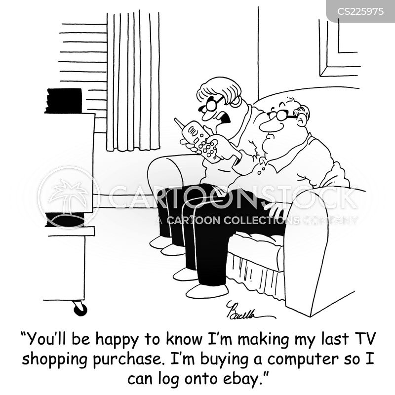 Image result for shopping channel cartoon