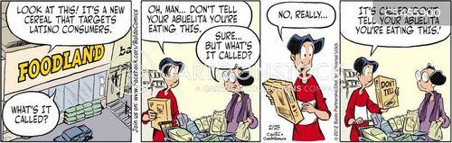 abuelita cartoon