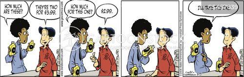 customer service representatives cartoon