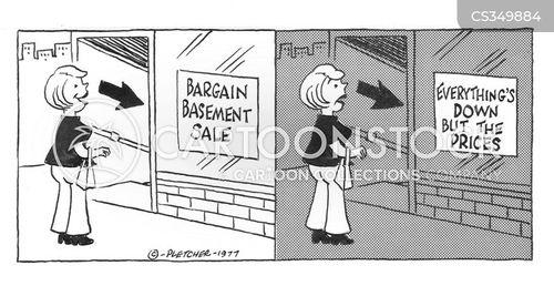 low price cartoon