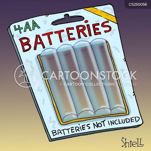 power source cartoon