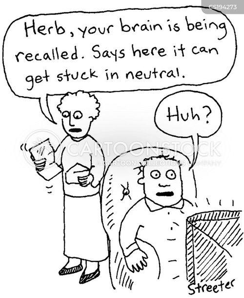 product recall cartoon