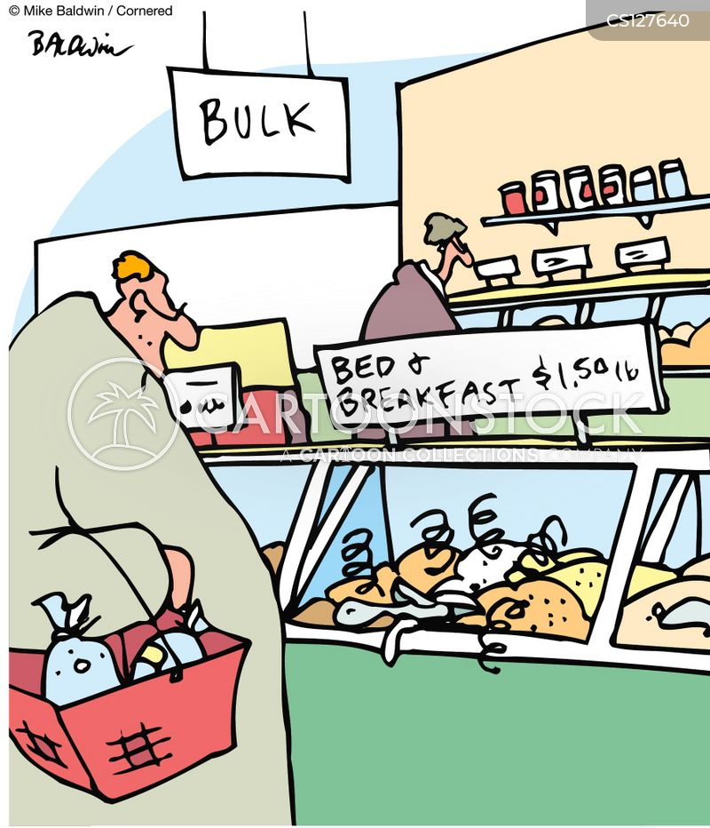 buying in bulk cartoon