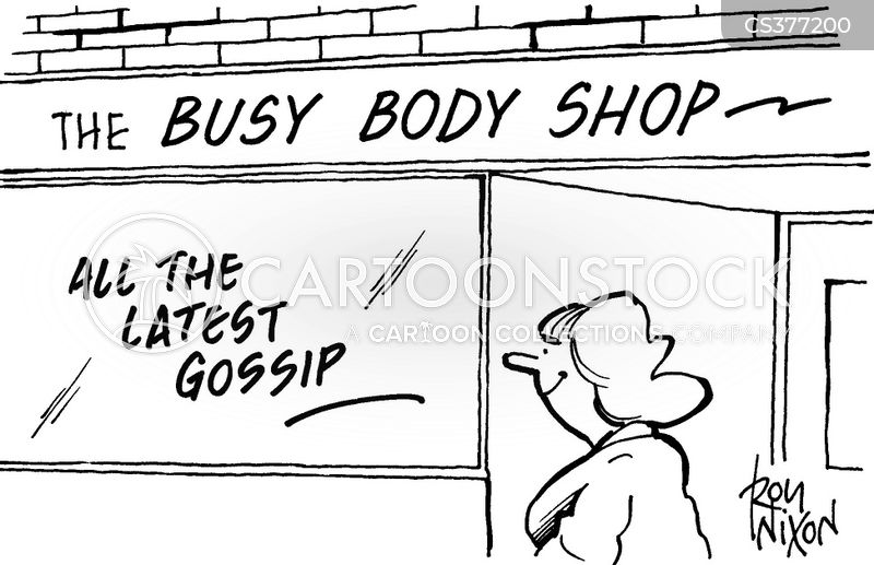 The Busy Body Shop