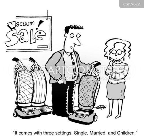 home goods cartoon