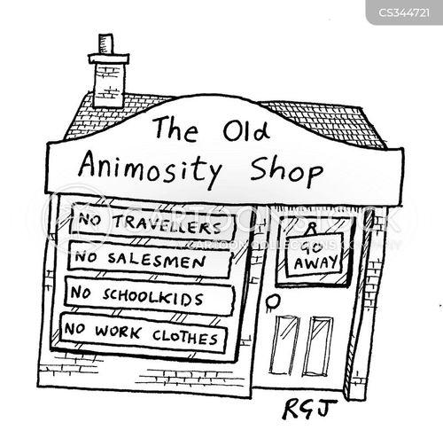 respectable cartoon