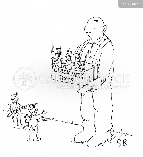 clockworks cartoon