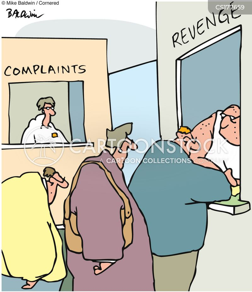 retribution cartoon
