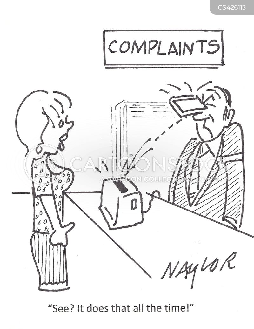 electrical shop cartoon