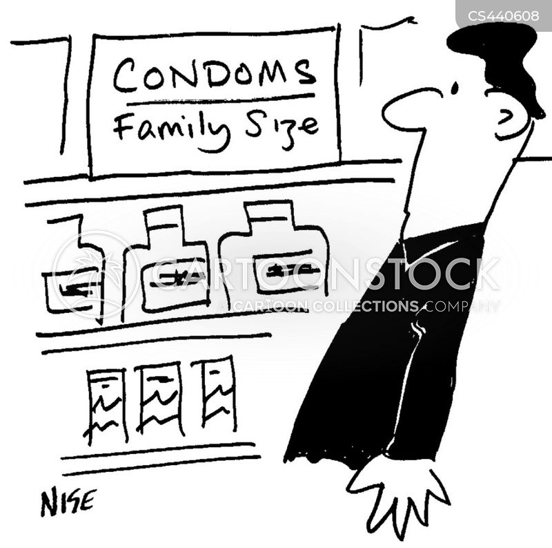 sexual health cartoon
