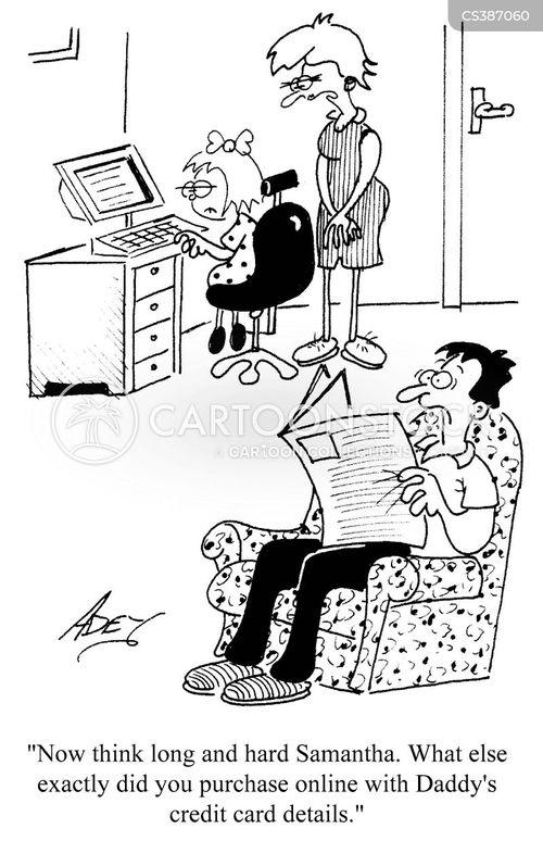 Credit card fraud cartoons and comics funny pictures from cartoonstock credit card fraud cartoon 18 of 18 reheart Choice Image