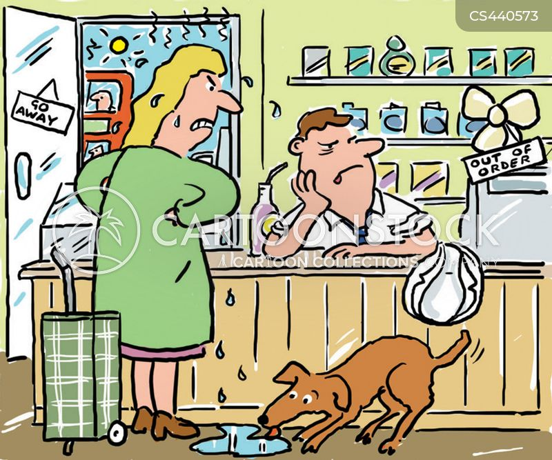 shopkeepers cartoon