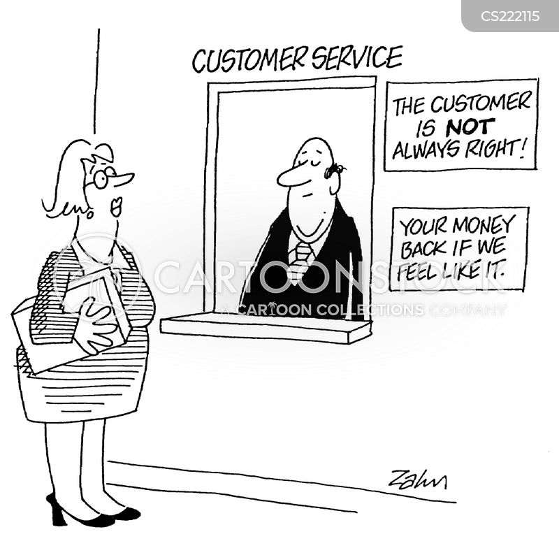 Effective Customer Service jokes?