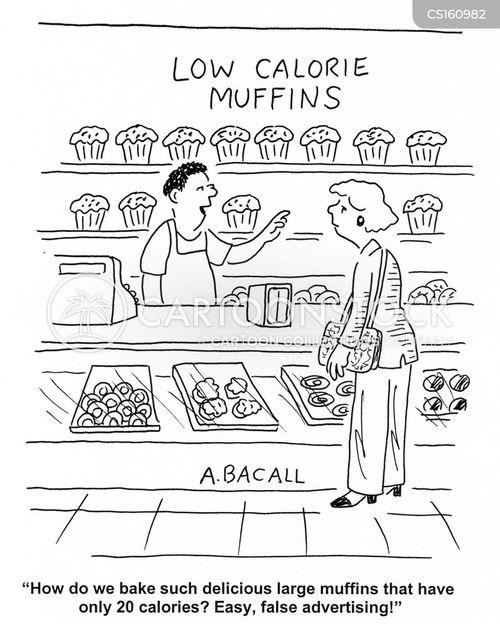 diet food cartoon