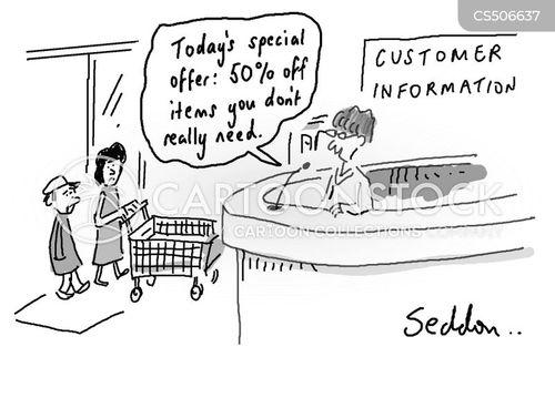 promotional offer cartoon